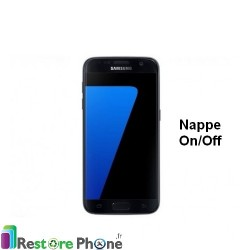Reparation Nappe On/Off Galaxy S7