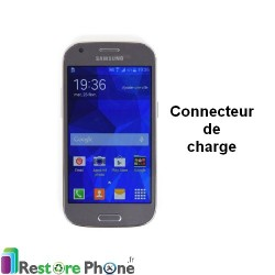 Reparation Connecteur de Charge Galaxy Ace 4