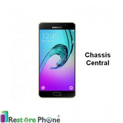 Reparation Chassis Central Galaxy A5 2016