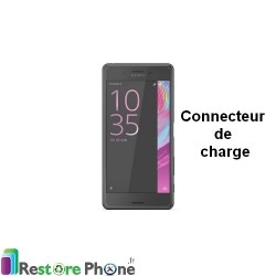 Reparation Connecteur de Charge  Xperia X