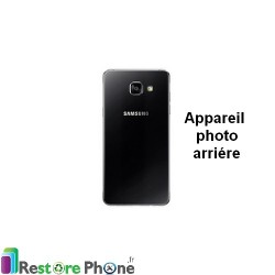 Reparation Appareil Photo Galaxy A5 2016 (A510)