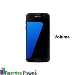 Reparation Nappe Bouton Volume Galaxy S7