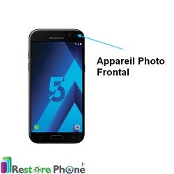 Reparation Appareil Photo Frontal Galaxy A3 2017/A5 2017
