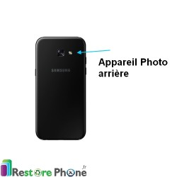 Reparation Appareil Photo Arriere Galaxy A3 2017 (A320)