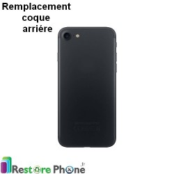 reparation coque arriere iphone 7