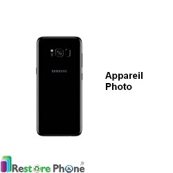 Reparation Appareil Photo Arriere Galaxy S8