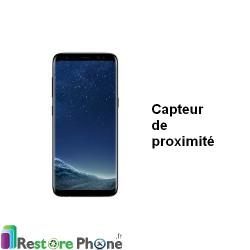 Reparation Capteur de Proximite Galaxy S8