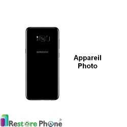 Reparation Appareil Photo Arriere Galaxy S8