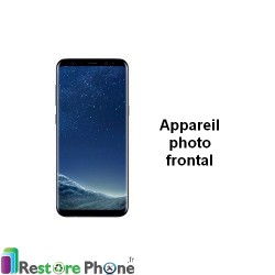 Reparation Appareil Photo Frontal Galaxy S8+
