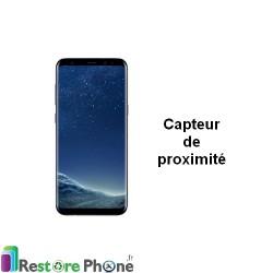 Reparation Capteur de Proximite Galaxy S8+