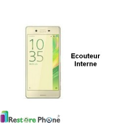Reparation Ecouteur Interne  Xperia X / X Compact / XZ / X Performance