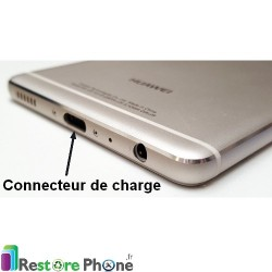 Reparation Connecteur de Charge + Micro Huawei P9 lite