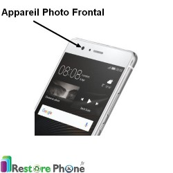 Reparation Appareil Photo Frontal Huawei P9 Lite