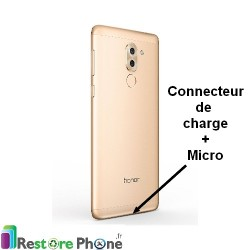 Reparation Connecteur de Charge + Micro Honor 6X