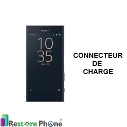 Reparation connecteur de charge Xperia X Compact