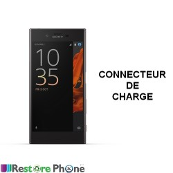 Reparation Connecteur de Charge Xperia XZ