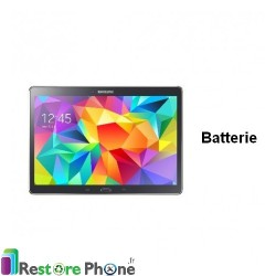 Reparation Batterie Galaxy Tab S 10.5 (T800)