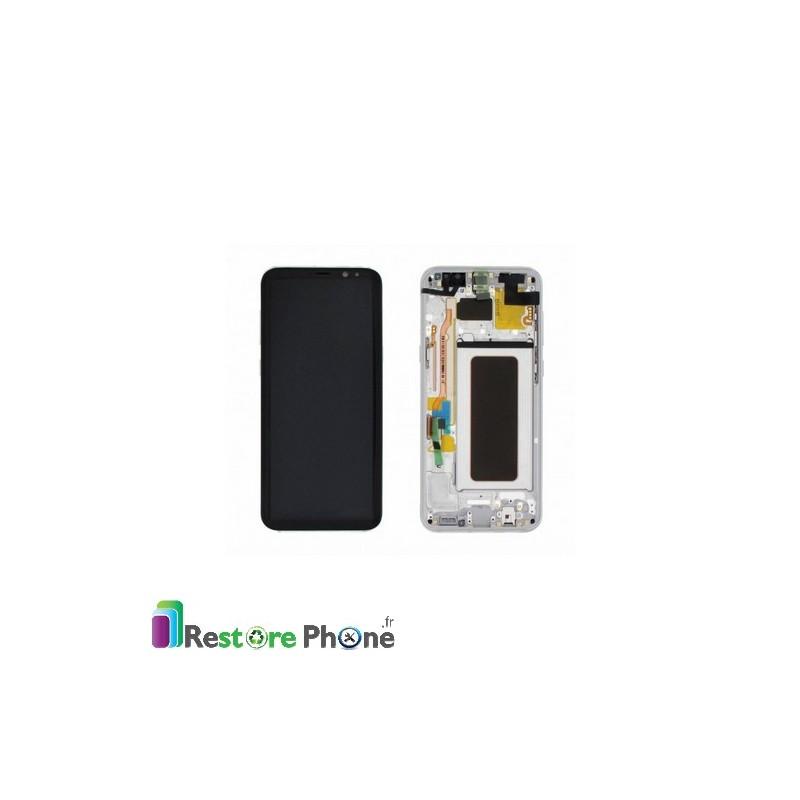 Bloc ecran galaxy s8 g955f restore phone for Photo ecran galaxy s8