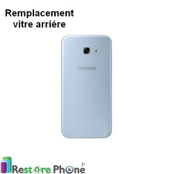 Reparation Vitre arriere Galaxy A5 2017 (A520F)