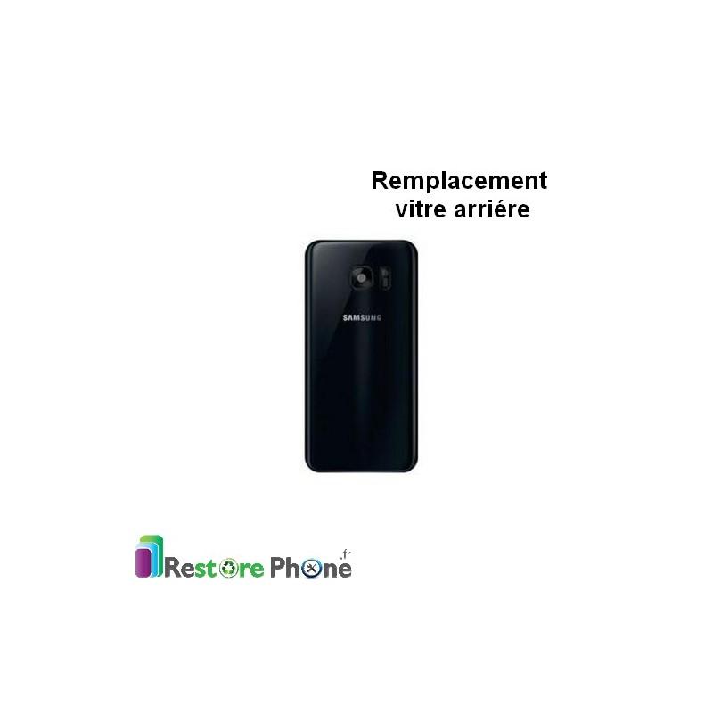 Reparation Vitre Arriere Galaxy S7 Restore Phone