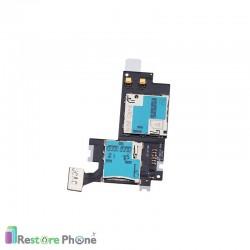 Lecteur Carte Sim Galaxy Note 2 (N7100)