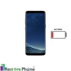 Reparation Batterie Galaxy S8+ (G955)