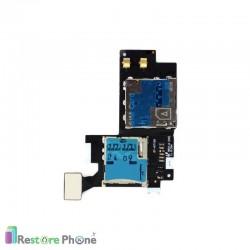 Lecteur Carte Sim Galaxy Note 2 4G (N7105)