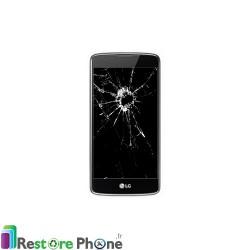 Reparation Bloc Ecran LG K8