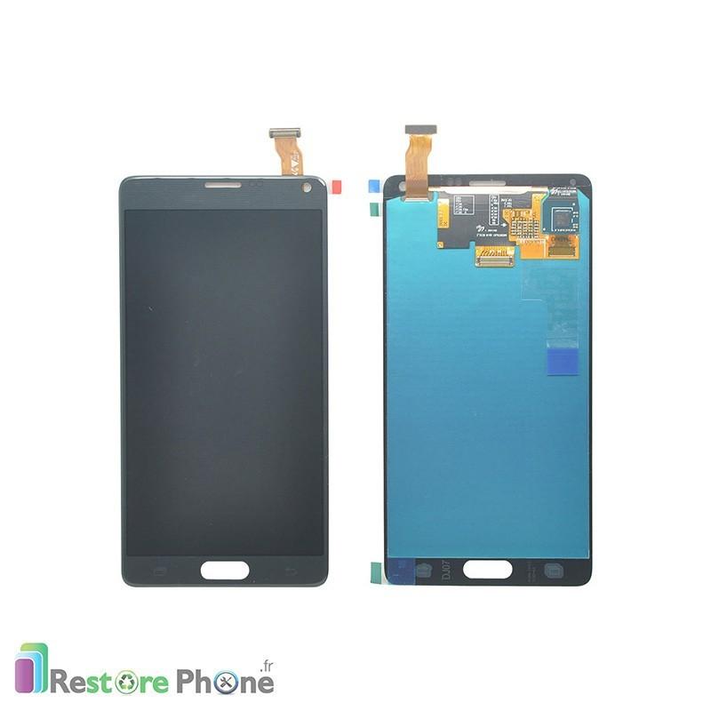 bloc ecran galaxy note 4 n910 restore phone. Black Bedroom Furniture Sets. Home Design Ideas