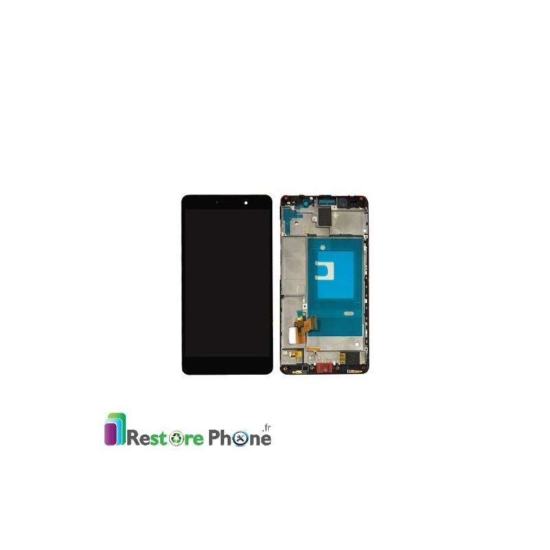 Bloc ecran complet avec chassis huawei honor 7 restore phone for Photo ecran honor 7