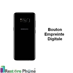 Reparation Bouton Empreinte Digitale Galaxy S8 / S8+