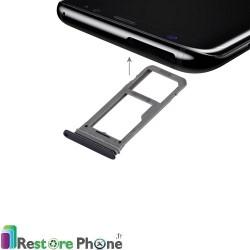Tiroir SIM + micro SD Galaxy S8 / S8+ (G950F / G955F)