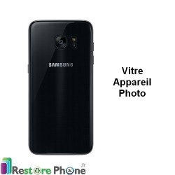 Reparation Lentille Appareil Photo Arriere Galaxy S7 / S7 Edge
