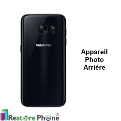 Reparation Appareil Photo Arriere Galaxy S7 Edge