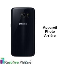 Reparation Appareil Photo Arriere Galaxy S7 Edge