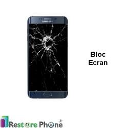 Reparation Bloc Ecran Galaxy S6 EDGE +