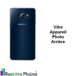 Reparation Lentille Arriere Appareil Photo Galaxy S6 EDGE +