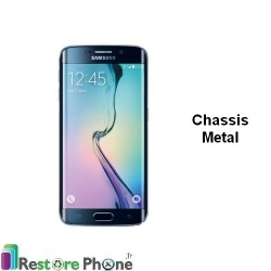 Reparation Chassis Metallique Galaxy S6 Edge