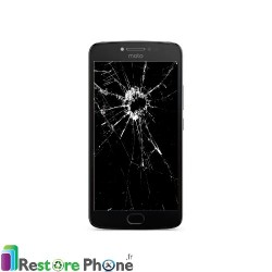 Réparation Bloc Ecran Motorola E4