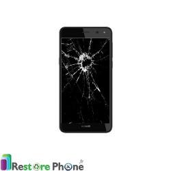 Reparation Bloc Ecran Huawei Y6 2017