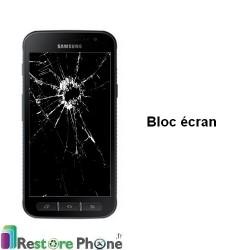 Reparation Bloc Ecran Galaxy Xcover 4 (G390f)