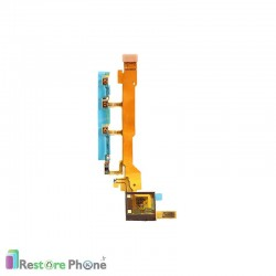 Nappe On/Off + Volume + Micro pour Sony Xperia Z (L36H)