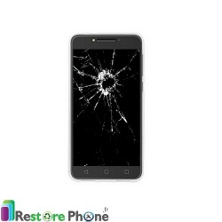 Reparation Bloc Ecran Alcatel A5 LED