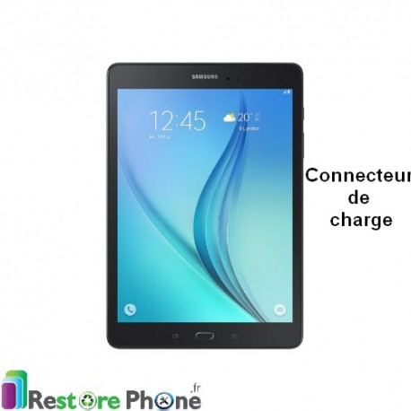 Reparation Connecteur de Charge Galaxy Tab A (T555)