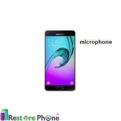 Reparation Microphone Galaxy A5 2016