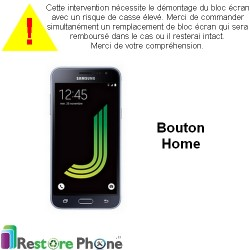 Reparation Bouton Home Galaxy J3 2016