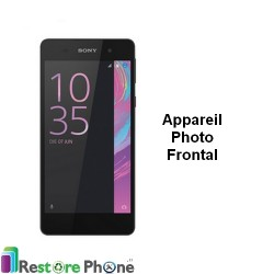 Reparation Appareil Photo Frontal Xperia E5