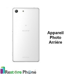 Reparation Appareil Photo Arriere Xperia M5