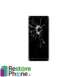 Réparation Bloc Ecran Galaxy Note 8 (N950)