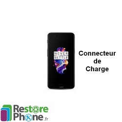 Reparation Connecteur de Charge OnePlus 5